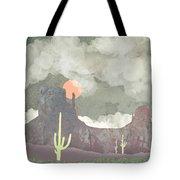 Desertscape Tote Bag