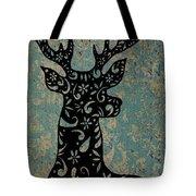Design Buck Tote Bag