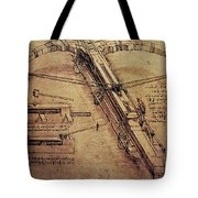 Design For A Giant Crossbow Tote Bag