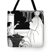 Design For The Yellow Book Tote Bag