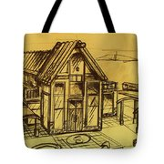 Design Sketch  Tote Bag