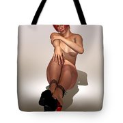 Desires Of The Flesh Tote Bag