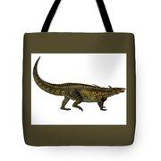 Desmatosuchus Profile Tote Bag
