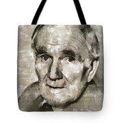 Desmond Llewelyn, Actor Tote Bag
