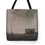 Desolate Bathtub Tote Bag