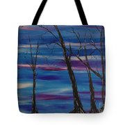 Desolate Land Tote Bag