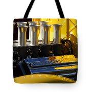 Desoto Firedome Eight Engine Tote Bag