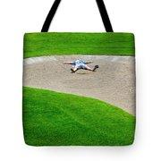 Desperate Golfer Tote Bag