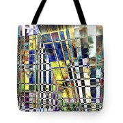 Desperate Reflections Tote Bag