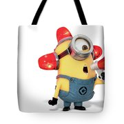 Despicable Me 2 Tote Bag