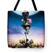 Despicable Me 2010 Tote Bag