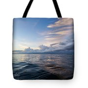 Destin High Tide Tote Bag
