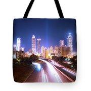 Destination Atlanta Tote Bag