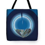 Destination Within Tote Bag
