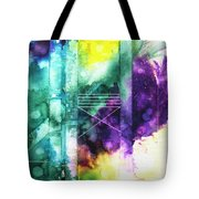 Destiny Doesn't Do Home Visits Tote Bag