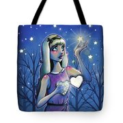 Destiny Stars Tote Bag