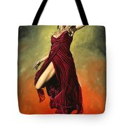 Destiny's Dance Tote Bag