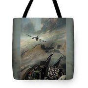 Det Eight Tote Bag