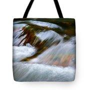 Detail Cascade Fall River Tote Bag