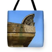 Detail Lighthouse Egmond Tote Bag