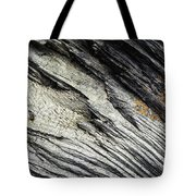 Detail Of Dry Broken Wood Tote Bag