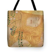 Detail Of Water Serpents I Tote Bag