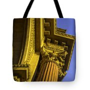 Details Palace Of Fine Arts Tote Bag