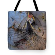 Deterministic Chaos Tote Bag