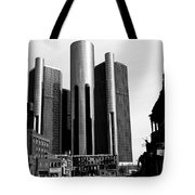 Detroit Rc From Congress Tote Bag