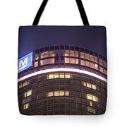 Detroit Renaissance Center Tote Bag