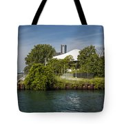 Detroit Riverfront 1 Tote Bag