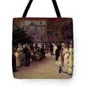 Detti Cesare Auguste Varnishing Day Tote Bag