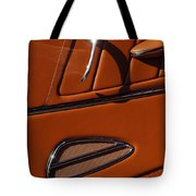 Deucenberg Hot Rod Interior Door Tote Bag
