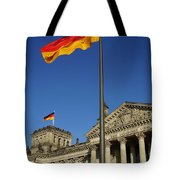 Deutscher Bundestag Tote Bag