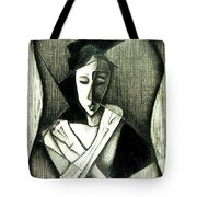 Deviant Tote Bag by Delight Worthyn