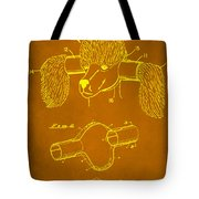 Device For Protecting Animal Ears Patent Drawing 1c Tote Bag