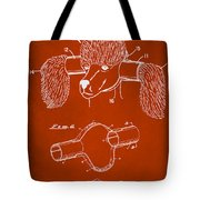 Device For Protecting Animal Ears Patent Drawing 1h Tote Bag