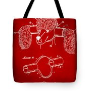 Device For Protecting Animal Ears Patent Drawing 1k Tote Bag