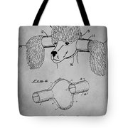 Device For Protecting Animal Ears Patent Drawing 1l Tote Bag