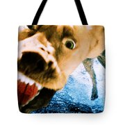 Devil Dog Underwater Tote Bag