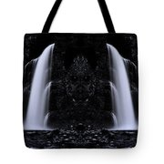 Devil Falls Tote Bag