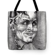 Devil May Cry Tote Bag