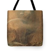 Devil's Bridge, Saint Gotthard's Pass Tote Bag