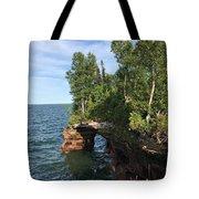 Devil's Cave Tote Bag
