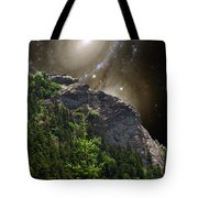 Devil's Courthouse II Tote Bag