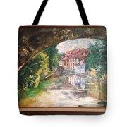 Devil's Creek - Prague Tote Bag