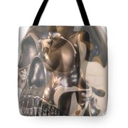Devils Dance Tote Bag