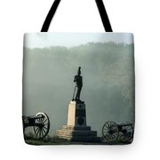Devil's Den Monument At Gettysburg Tote Bag