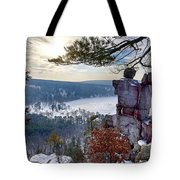 Devil's Doorway Tote Bag