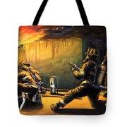 Devil's Doorway II Tote Bag